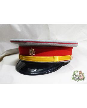 Military Cap of Newly Created Army of Qi...
