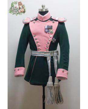 Service Uniform for Chevauleger Officers...