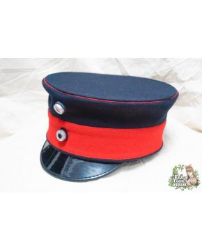 M1867.M1896 Service Cap for Officers 普鲁士常服帽