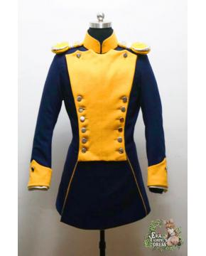 Service Uniform for Gardes Ulan Officers 普鲁士枪骑兵15团