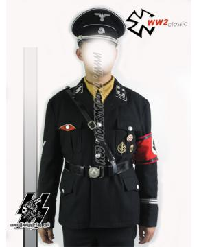 Schutzstaffel officer`s M32 Uniform