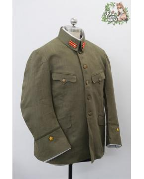 IJA M1943(Type 3)Summer Uniform for Officers 三式夏服