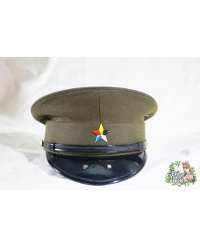Manchukuo Army Peaked Cap for Officers 满洲国将校