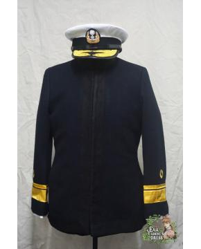ROC Navy Service Uniform for Officers 抗战...
