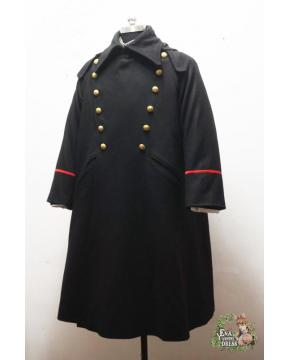 Newly Created Army of Qing Empire Uniform 新军1905步兵下等军官外套