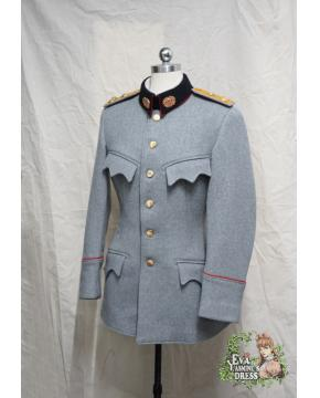 Newly Created Army of Qing Empire Guards Uniform for Officers 大清禁卫军骑兵参领