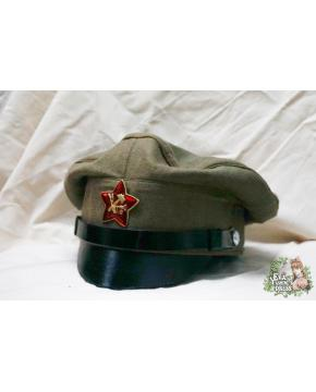 Red Army Peaked Cap