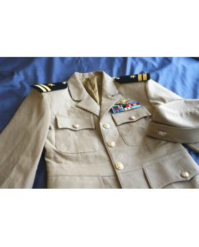USN TROPICAL OVERSEAS OFFICER UNIFORM