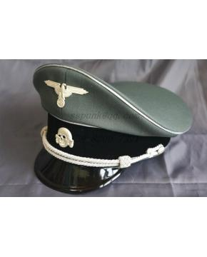 WWII German Waffen SS General Visor cap