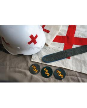 WWII German HEER MEDICAL PERSONNEL'S Insignia