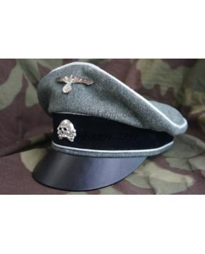 WWII Germany Meyer`s Waffen SS battle VISOR CAP