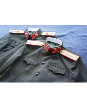 PLA Type 55 General uniform