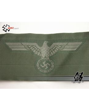 WWII WH M43 Embroidery Eagle