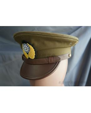 ROC air force OFFICER'S VISOR CAP